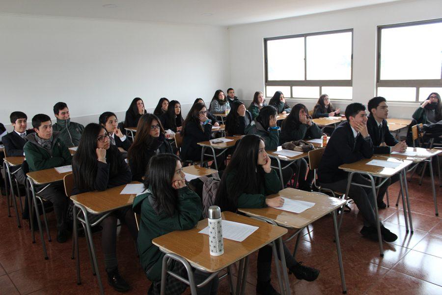 Día de las especialidades en Escuela Salesiana de Linares