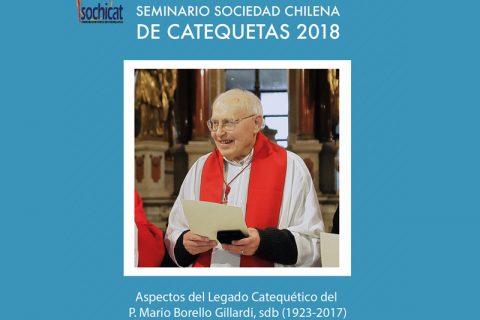 Legado catequético P. Mario Borello Gillardi