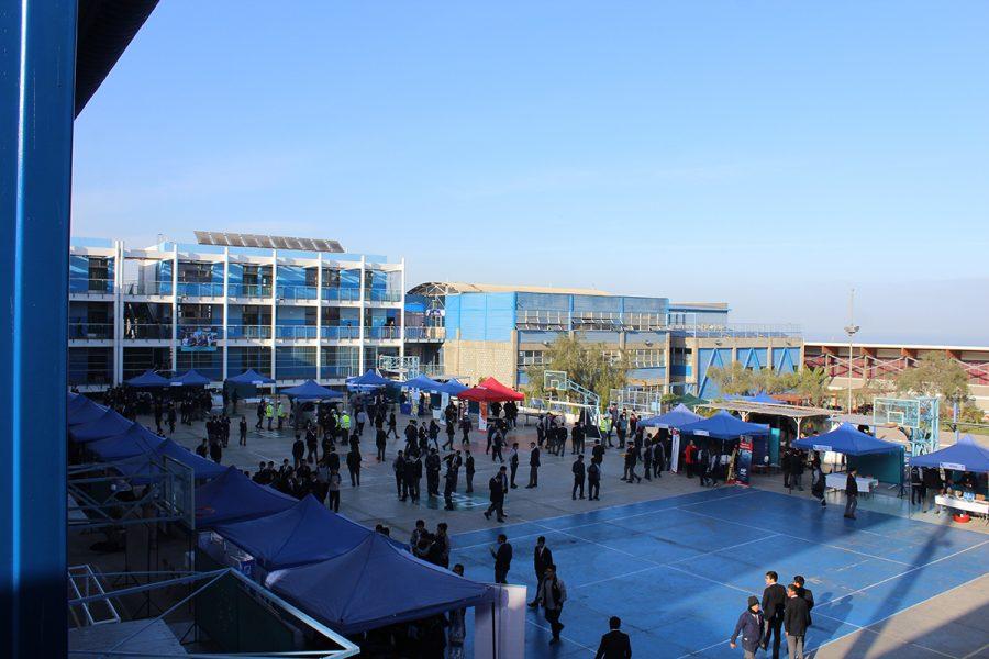 Feria TECNOBOSCO 2018 en Antofagasta