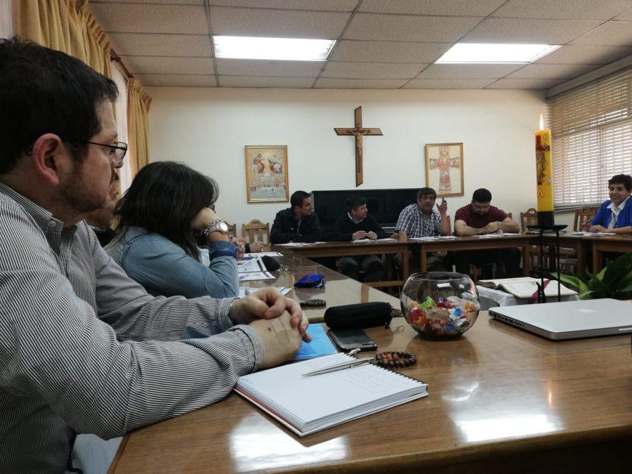 Retiro espiritual de Rectores Salesianos