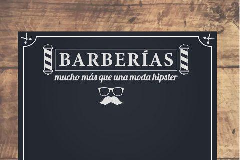 Barberías: mucho más que una moda hipster
