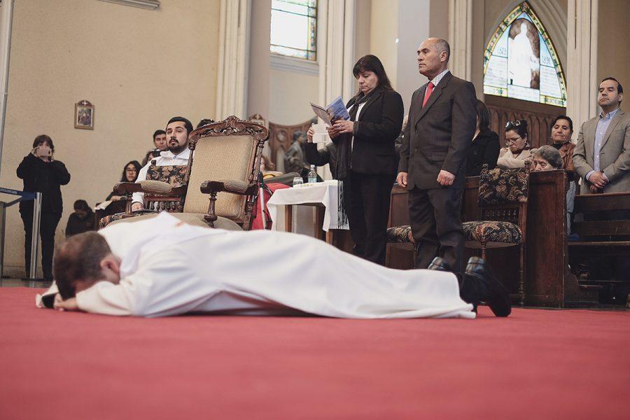 """""""Pido al Señor ser un buen pastor en medio de los jóvenes"""""""