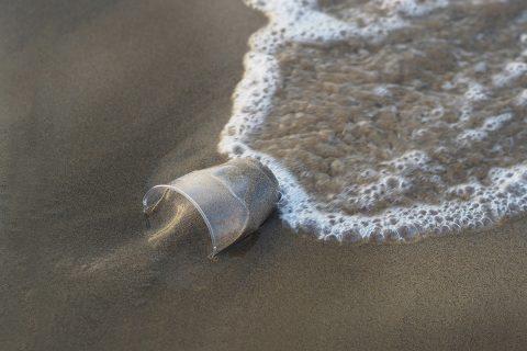 Más Plástico que peces en el mar