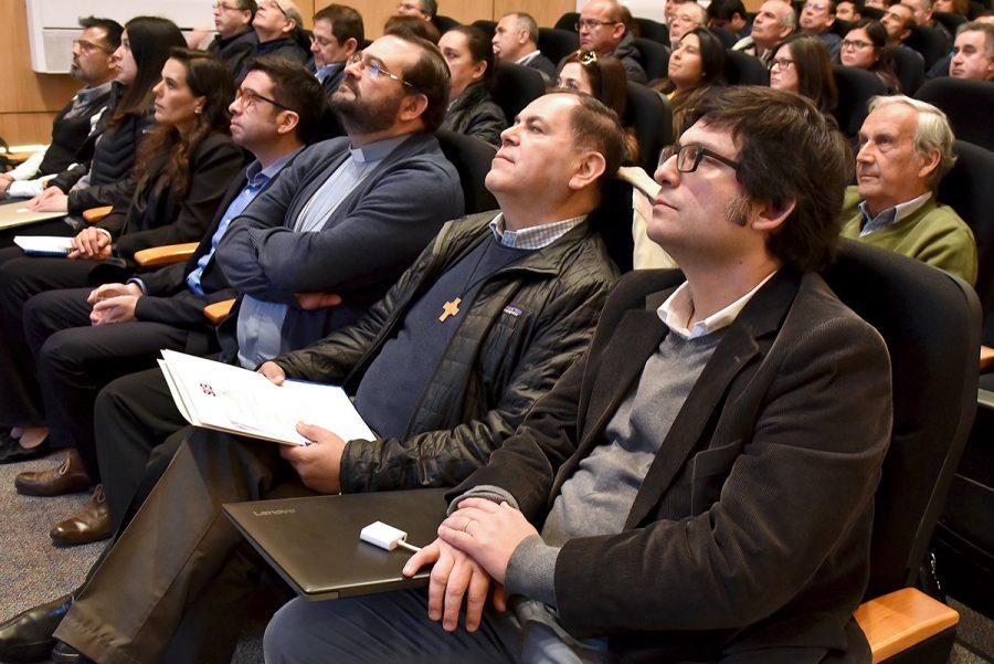 Jornada Educativo Pastoral: Ofrecer más que un colegio