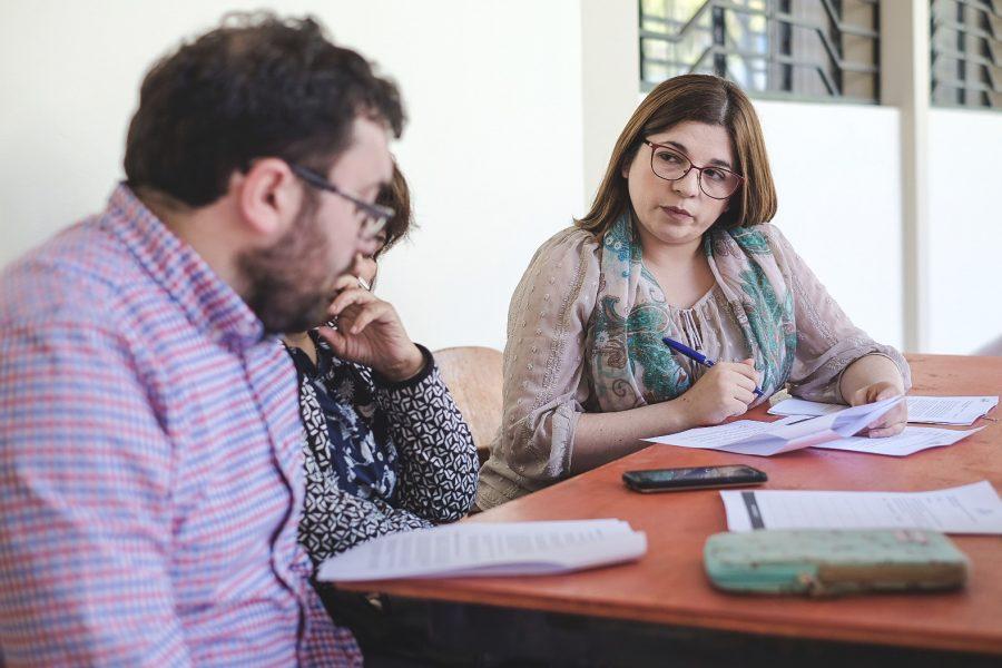 Colocar a los jóvenes en el centro de nuestro trabajo