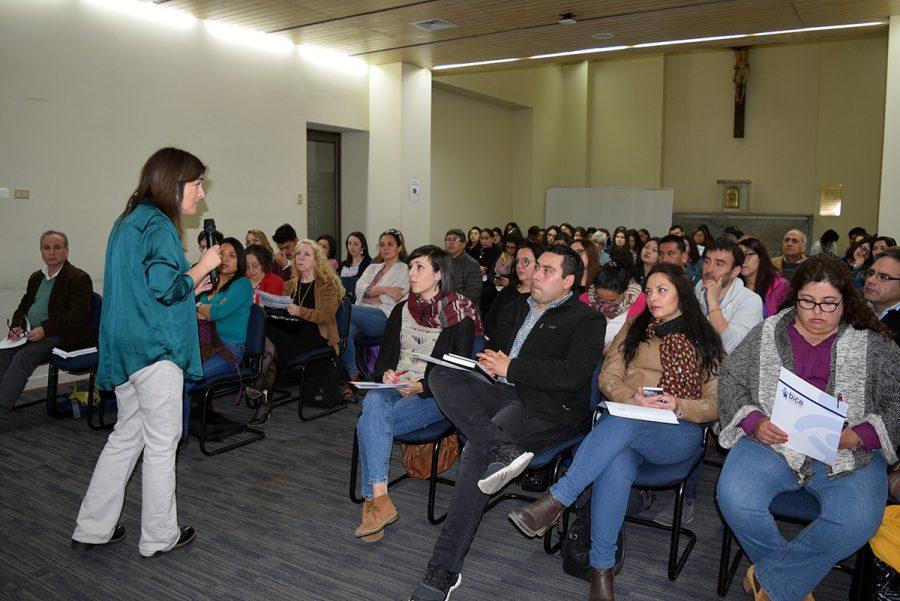 Fundación Don Bosco participa en Taller de Prevención de Abusos