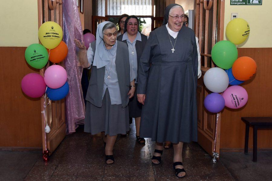 Misioneras de alegría y esperanza