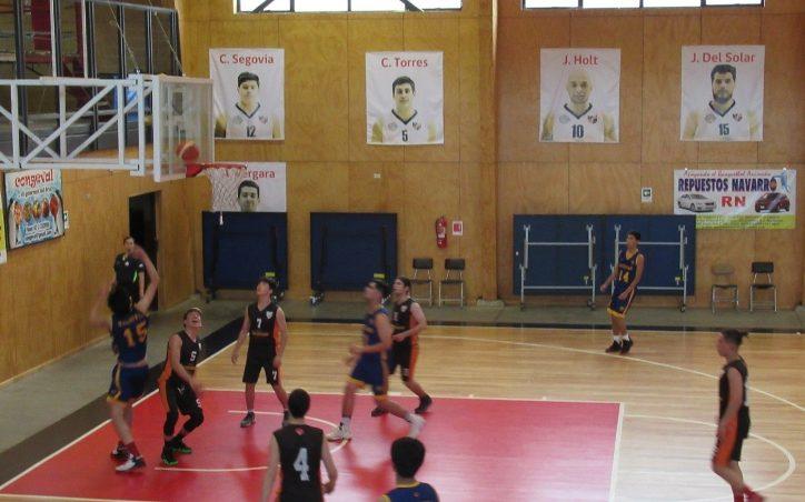 Valdivia tiene campeones en básquetbol