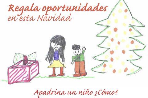Regala oportunidades en esta navidad