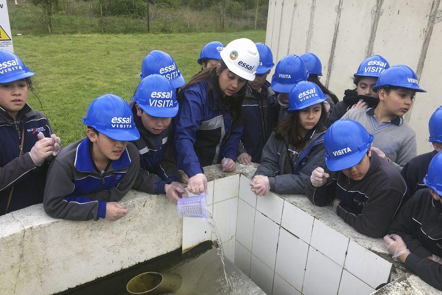 Cuidar el agua: fuente de vida