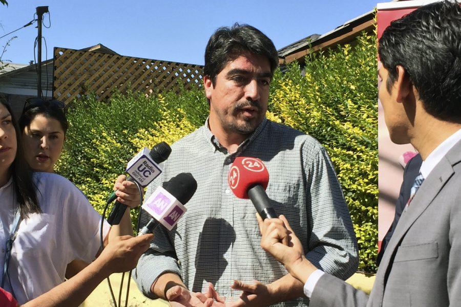 Lanzamiento conteo NNA situación calle en albergue de Fundación Don Bosco