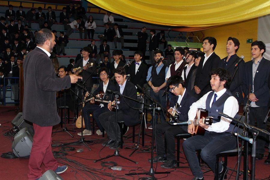 Un Colegio sin música es como un cuerpo sin alma