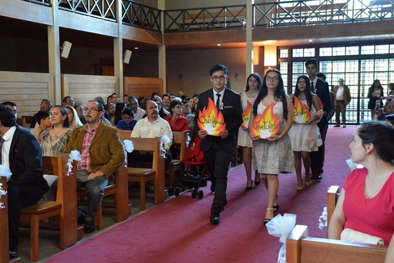 Reafirmar la fe en Cristo y en la Iglesia