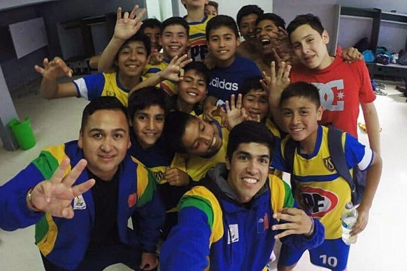 Gran participación salesiana en Campeonato Nacional fútbol ANFP