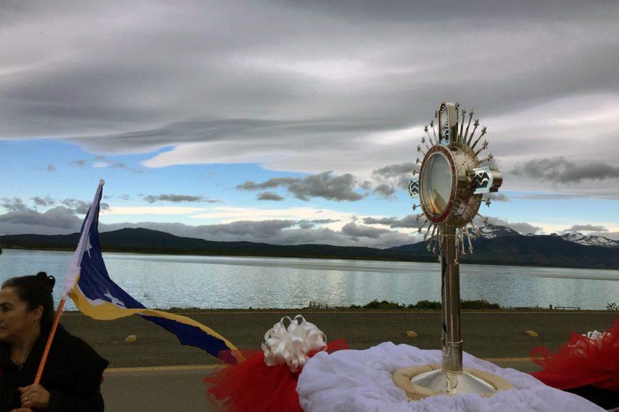 Nuevo hogar para Virgen de la Patagonia