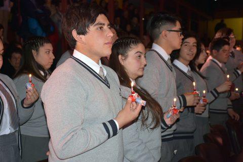 Jóvenes que inculquen los valores salesianos