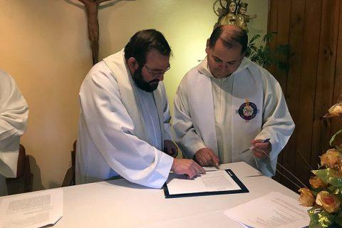 Asume nuevo director Obra Salesiana Puerto Montt
