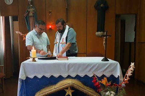 Asume nuevo director de Salesianos Alameda