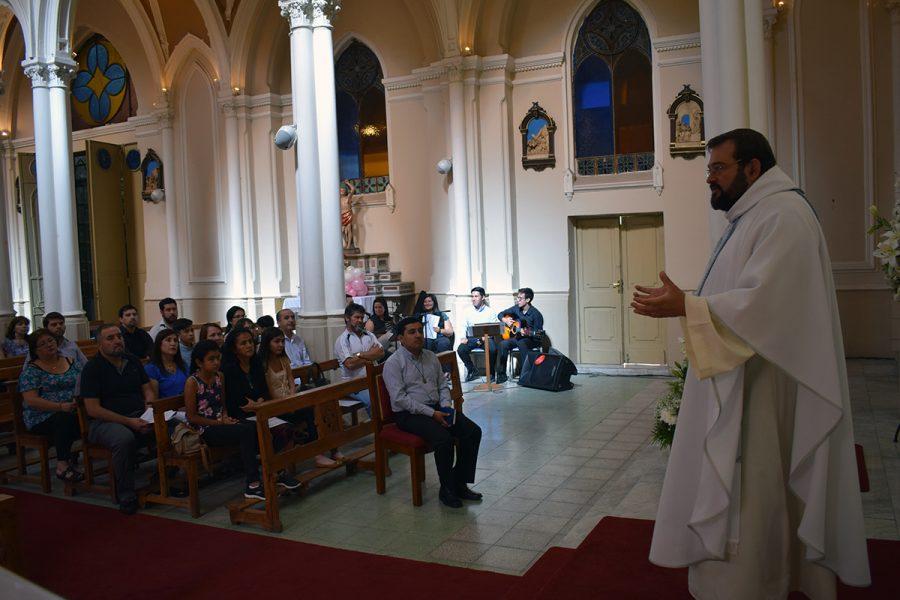 Jesús centro de vocación salesiana
