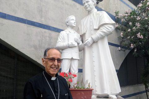 P. Ulises Aliaga deja Antofagasta tras 29 años de servicio pastoral