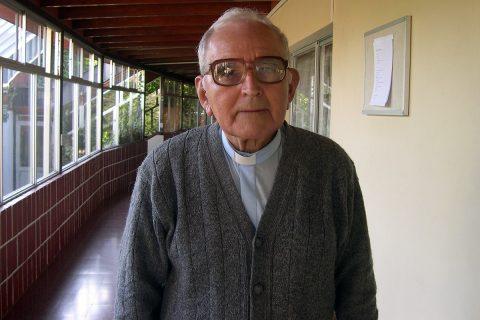 Fallece salesiano sacerdote P. Quintín García