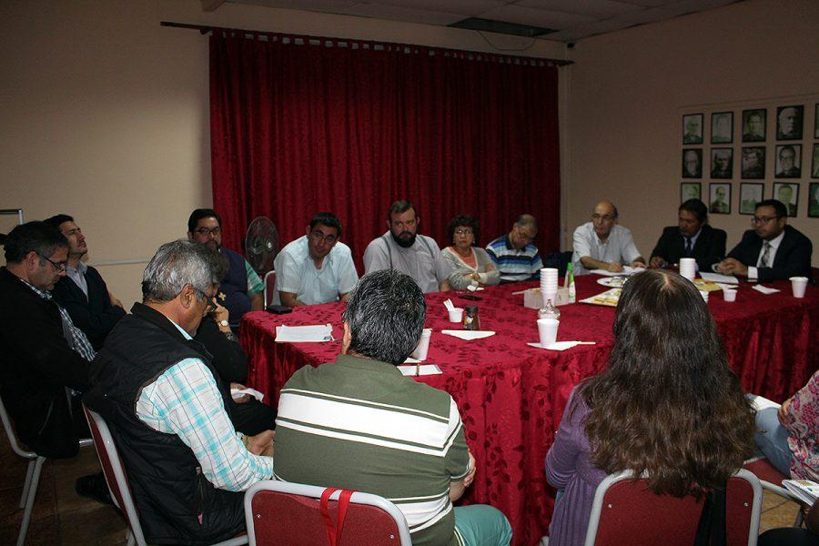 Consejo Inspectorial visitó Colegio Don Bosco de Iquique