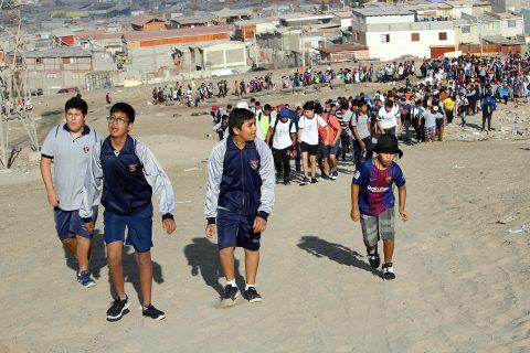 Día mundial de la actividad física en Antofagasta