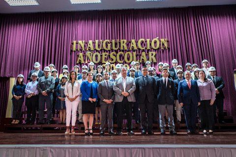 Renovar compromiso de empresa regional con Colegio Don Bosco Antofagasta