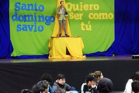 Celebrar a Santo Domingo Savio