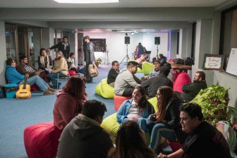"""Lanzan """"Espacio República"""", lugar comunitario para los jóvenes del Barrio Universitario"""