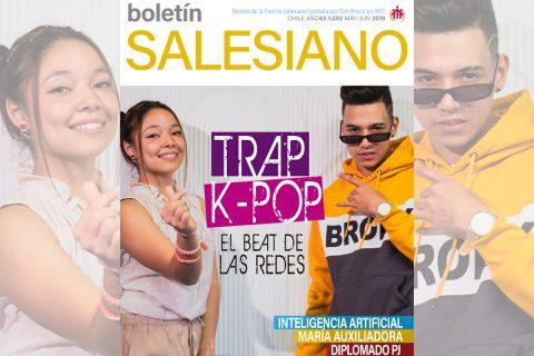 Edición 202 del Boletín Salesiano ya está en circulación