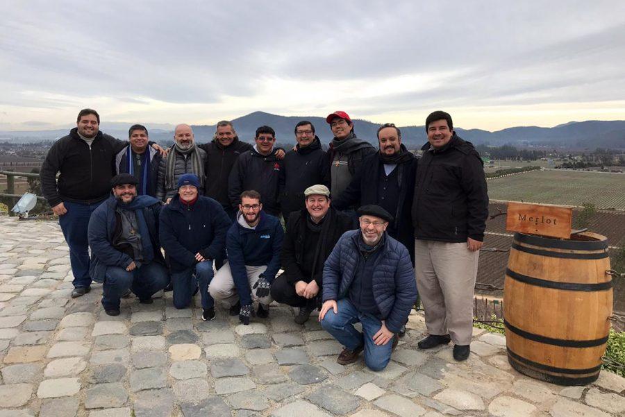 Encuentro EFOSUR: acompañamiento espiritual en la formación salesiana