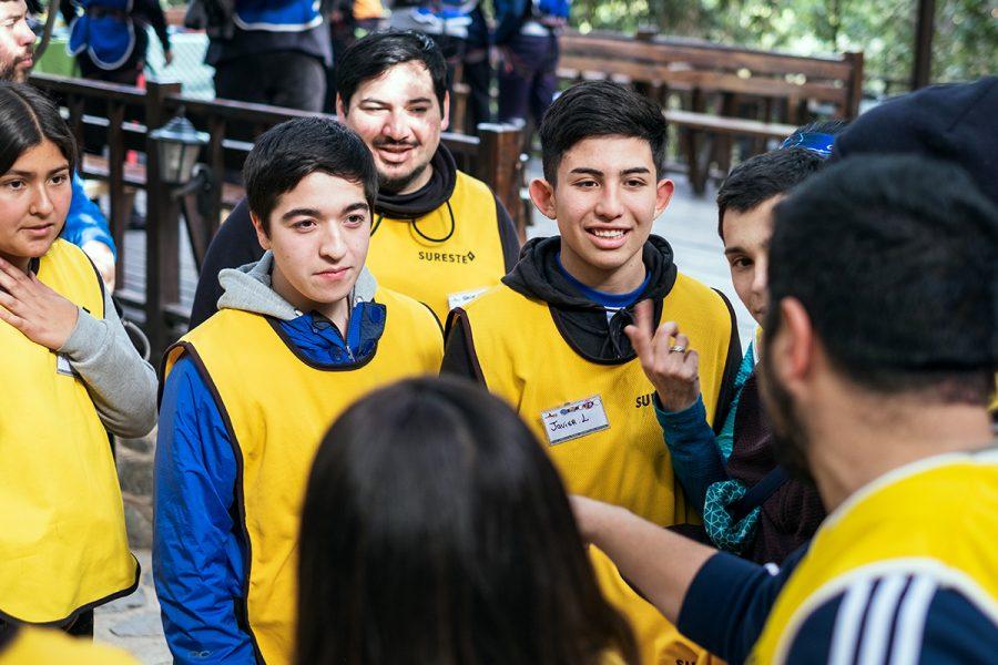 Jornada Centros  de alumnos: Formar líderes con espíritu salesiano