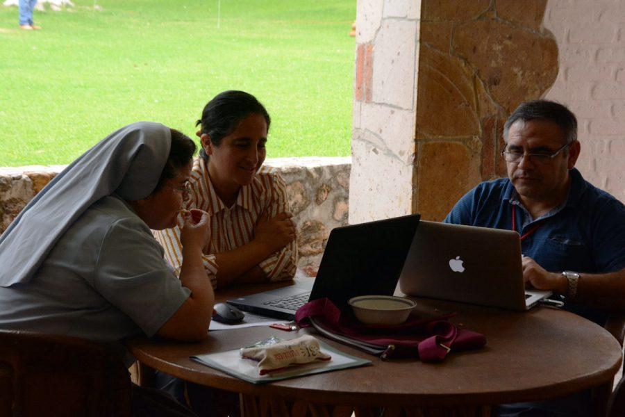 Participación chilena en encuentro de Oficinas de planificación y desarrollo salesianas