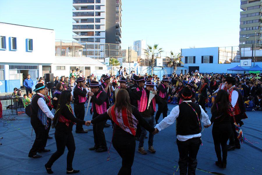 Obra Salesiana de Iquique celebró tradicional Machaq Mara