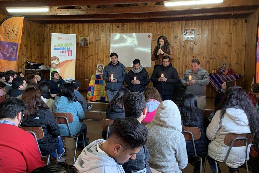 Encuentro Asesores MJS: Ser luz en medio de los jóvenes