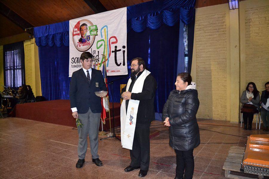 Visita Inspectorial obra salesiana Catemu