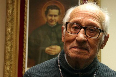 90 años de un salesiano con corazón fueguino