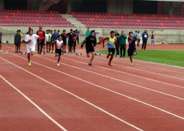 Estudiante salesiano clasificó al regional de atletismo