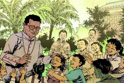 Un Salesiano Nobel de la Paz