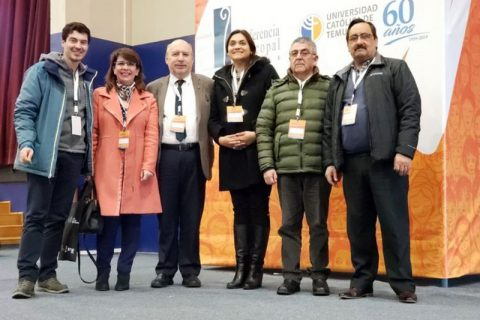 Instituto Salesiano de Valdivia en Congreso Nacional de Educación Católica