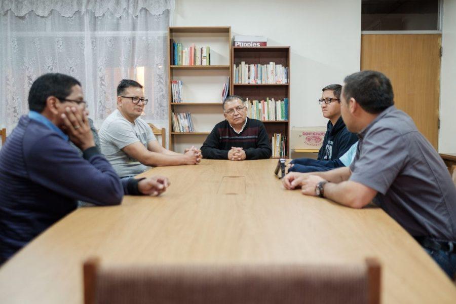 Curatorio Teologado: La misión salesiana vivida en comunidad