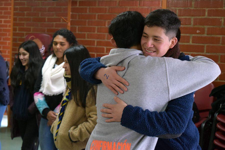 Jóvenes evangelizadores de otros jóvenes