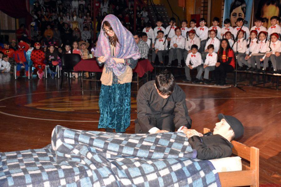Celebración de Semana Salesiana en Puerto Natales