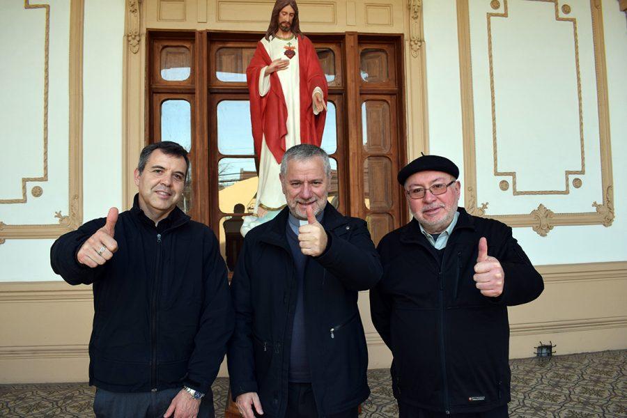 Nuevo párroco para parroquia Santa Ana de Talca