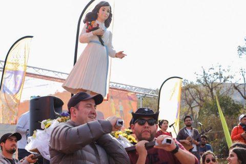 Laura Vicuña: Patrona de la Juventud