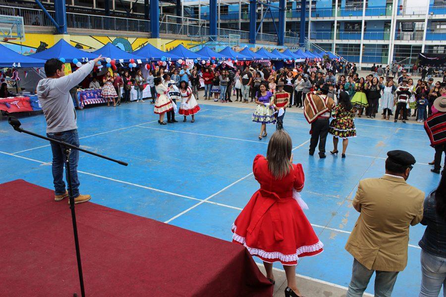 Comunidad Educativa de Antofagasta disfrutó de Kermés Salesiana