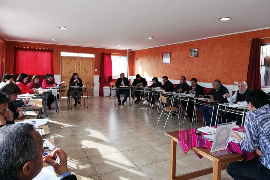 Fortalecer el liderazgo de rectores y rectoras de Colegios Salesianos