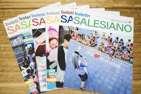 Queremos saber tu opinión sobre el Boletín Salesiano Chile