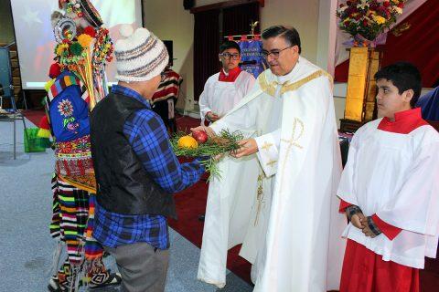 Colegio Don Bosco de Antofagasta vivió liturgia de acción de gracias por Chile
